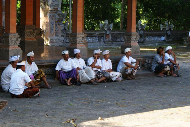 Modlitba? - Indonésie- Bali