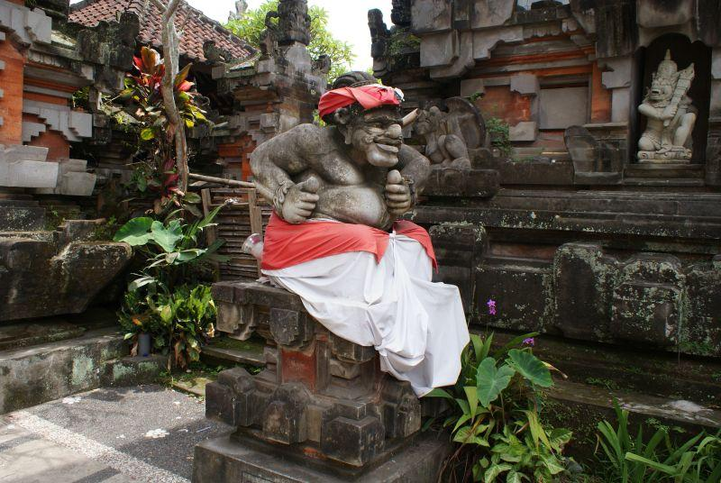 Strážce - Indonésie- Bali