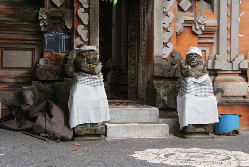 Strážci - Indonésie- Bali