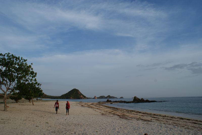 Jižní Lombok 4 - Indonésie- Lombok