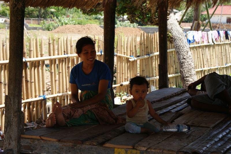 Kuta jižní Lombok - Indonésie- Lombok