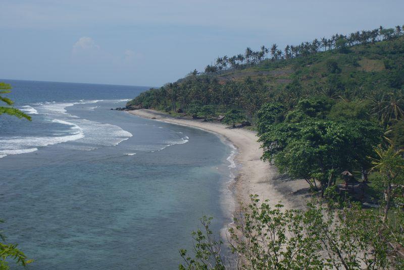 Lombocké pláže 2 - Indonésie- Lombok