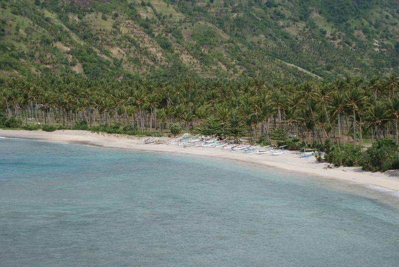 Lombocké pláže - Indonésie- Lombok