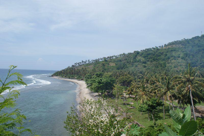 Lombocké pláže 3 - Indonésie- Lombok