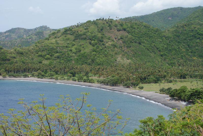 Lombocké pláže 4 - Indonésie- Lombok