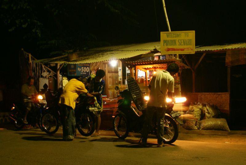 Noční Senaru - Indonésie- Lombok