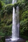 První vodopád poblíž Senaru 3 - Indonésie- Lombok