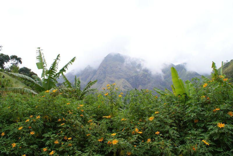 Severní Lombok - Indonésie- Lombok
