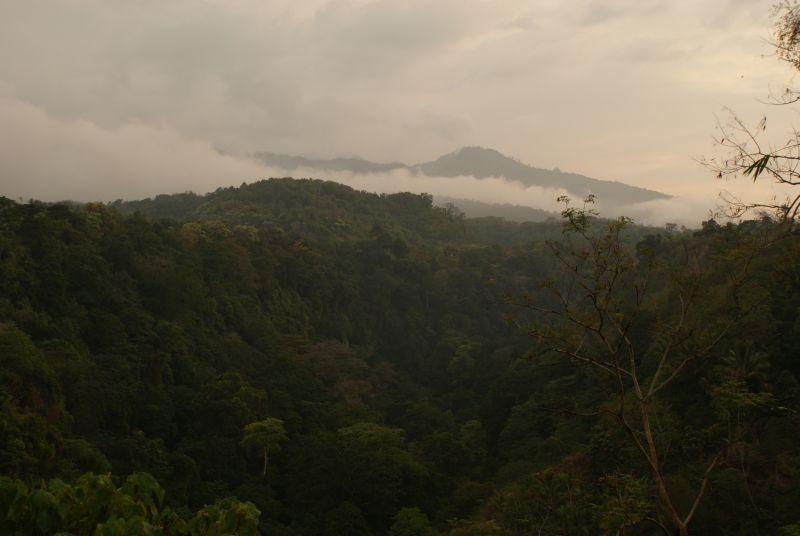 Soumrak na sopkou 2 - Indonésie- Lombok