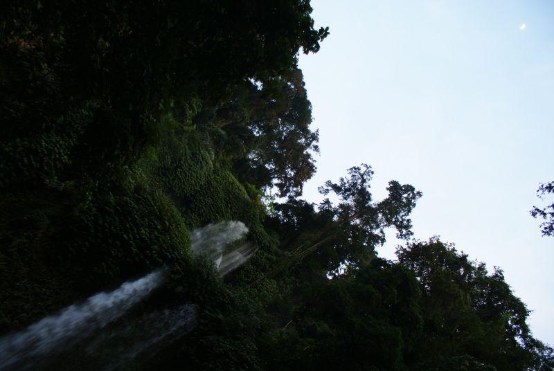 voda z nebes - Indonésie- Lombok