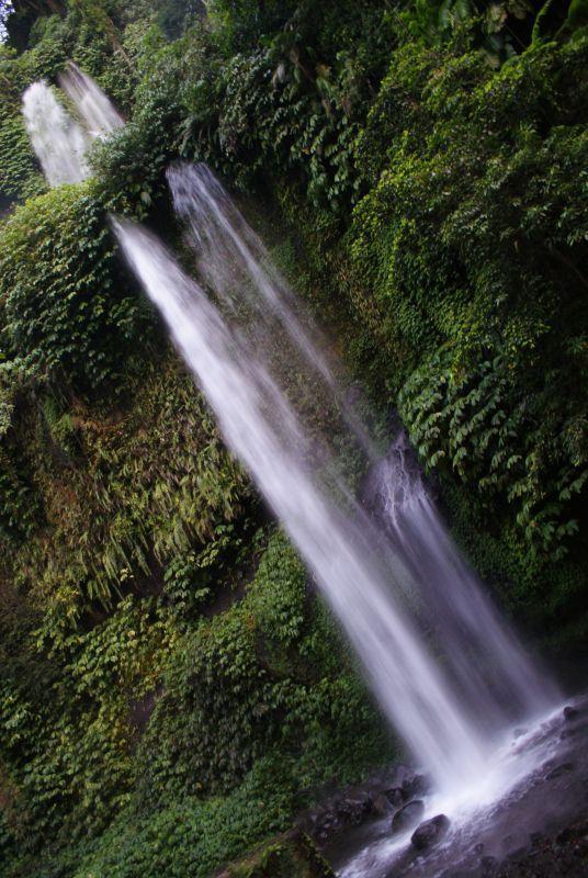 voda z nebes 3 - Indonésie- Lombok