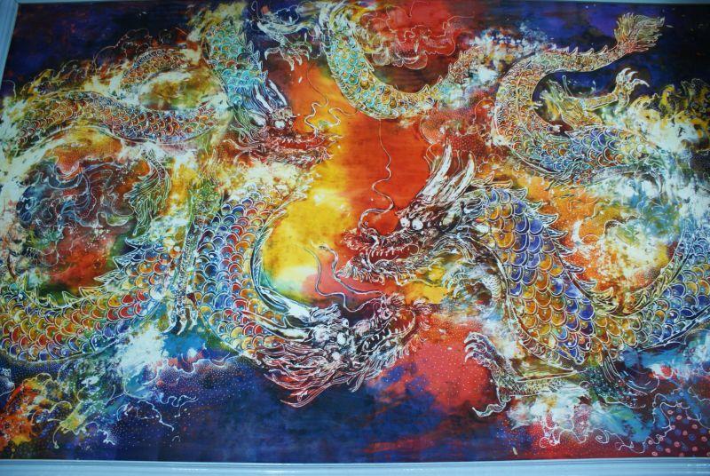 Batik art - Indonésie- Yogyakarta