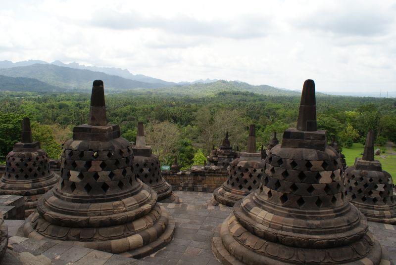 Borobudur 2 - Indonésie- Yogyakarta