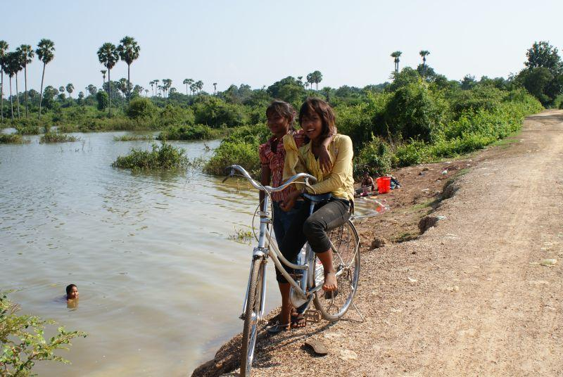 Nesmělost sama - Kambodža- Phnompenh a okolí