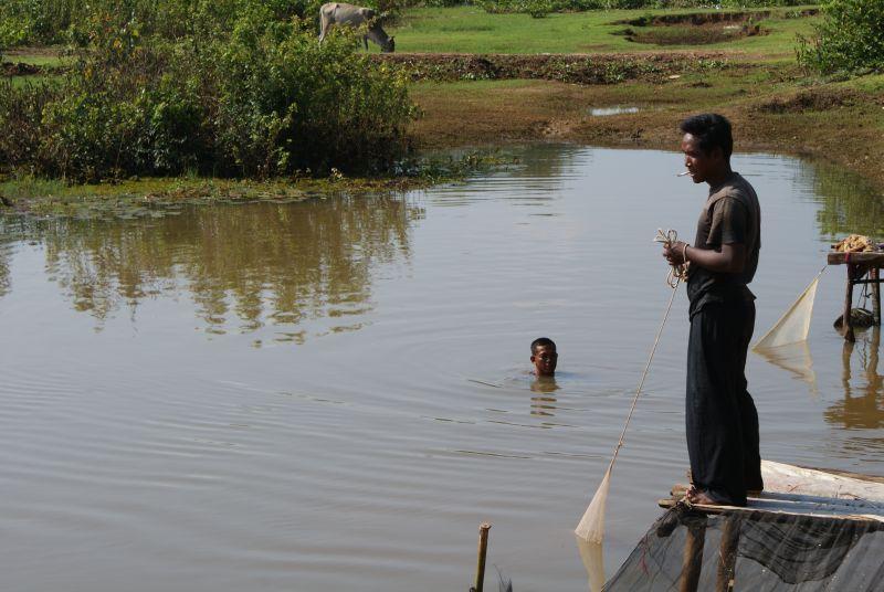 Rybáři II - Kambodža- Phnompenh a okolí