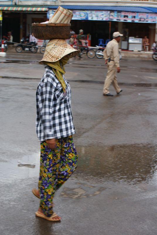 Transport - Kambodža- Phnompenh a okolí