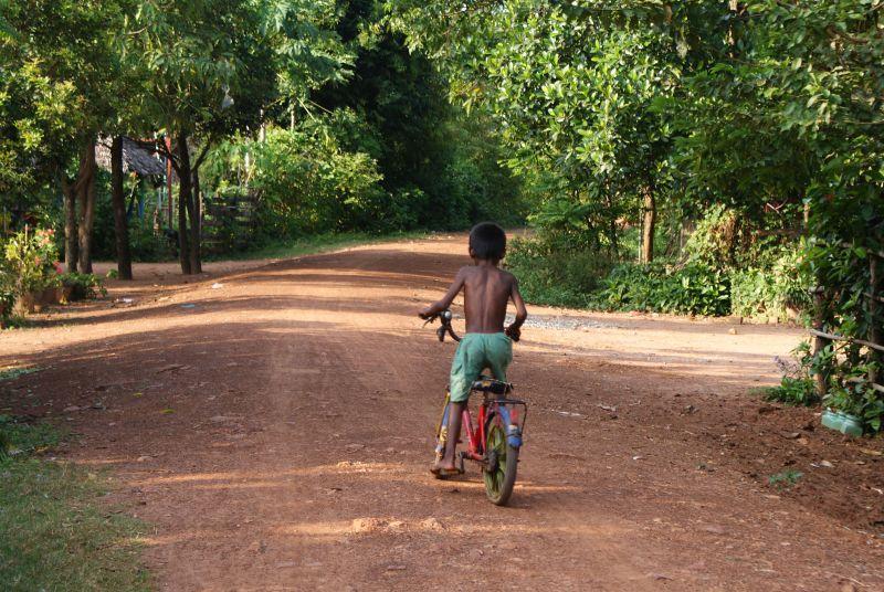 Vesnické děti II - Kambodža- Phnompenh a okolí