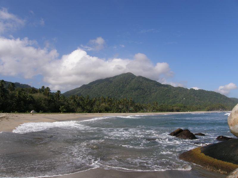 Arrecife, Tayrona 2 - Kolumbie