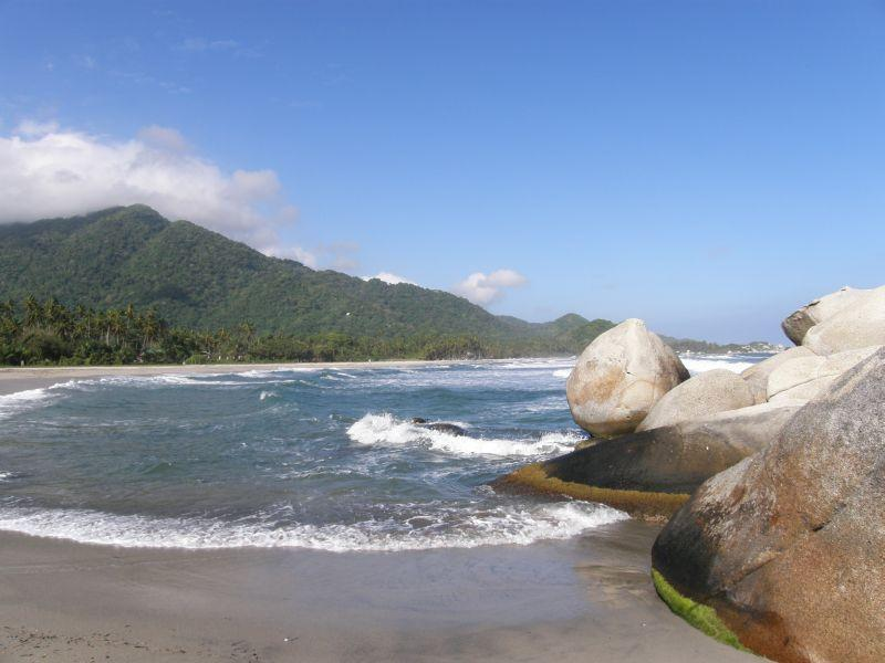 Arrecife, Tayrona - Kolumbie