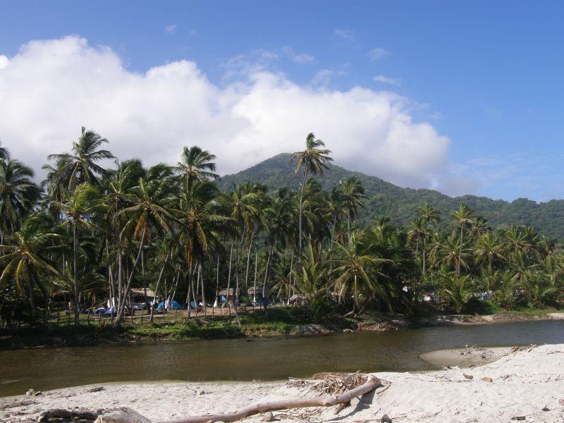 camping Arrecife - Kolumbie