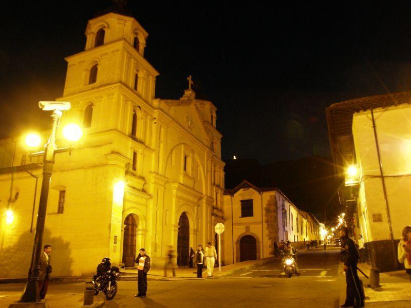 Noční Bogota 2 - Kolumbie