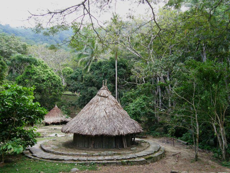 Pueblito 2 - Kolumbie