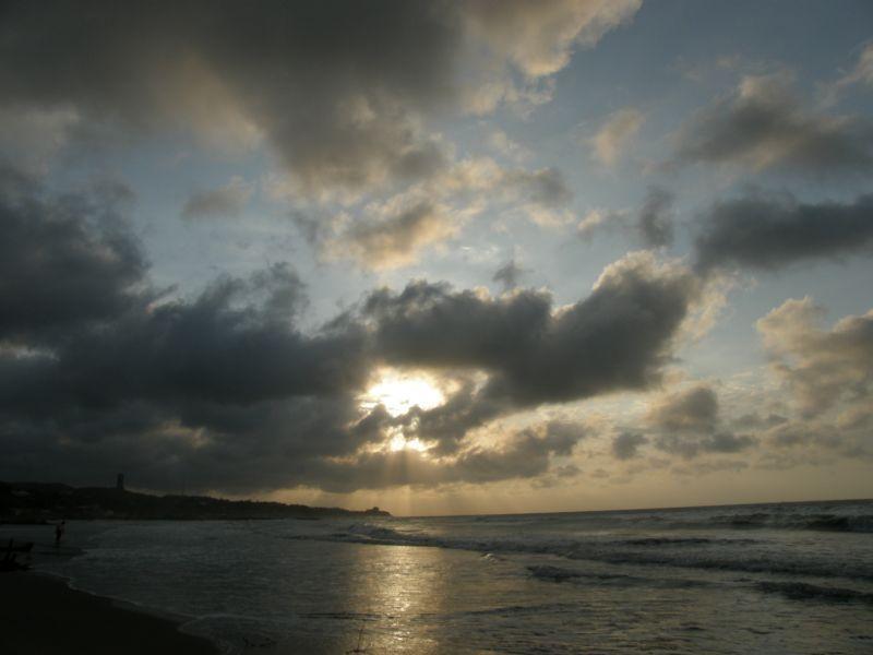 soumrak nad Barranquillou 2 - Kolumbie
