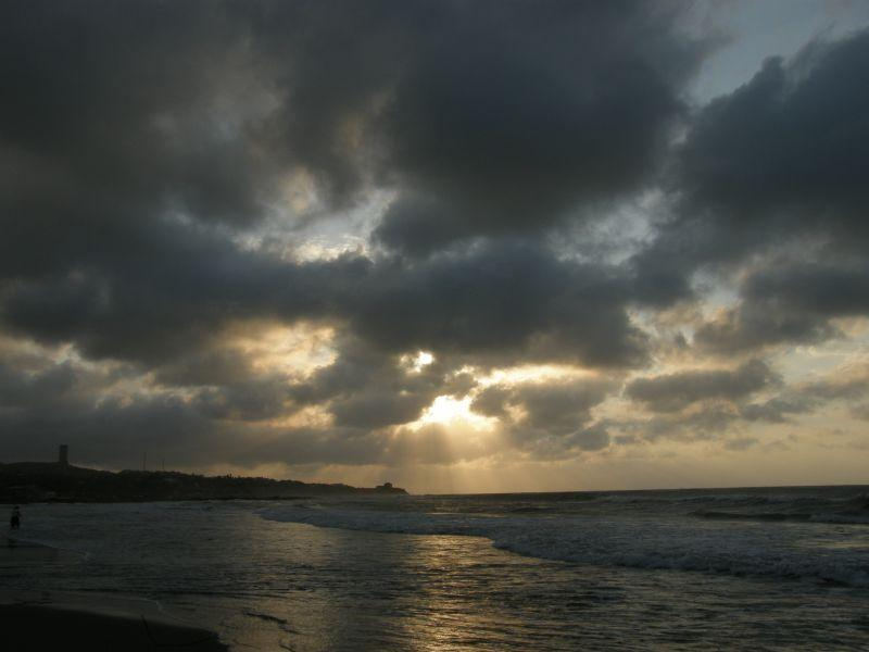 soumrak nad Barranquillou 3 - Kolumbie