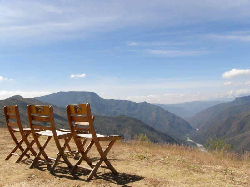 židle II - Kolumbie