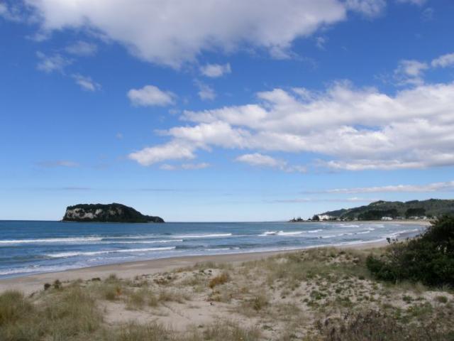 Cestou do Tauranga 2 - Nový Zéland