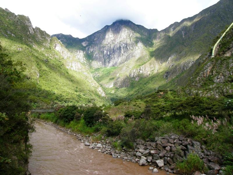 Peru- Machu Picchu a Aguas Calientes - 3 - Peru- Machu Picchu a Aguas Calientes