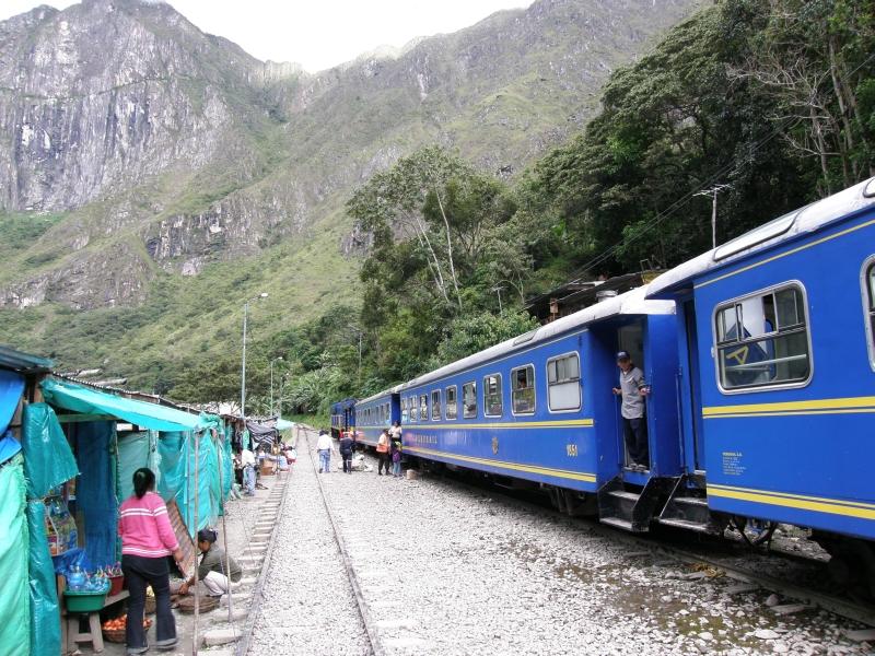 Peru- Machu Picchu a Aguas Calientes - 4 - Peru- Machu Picchu a Aguas Calientes