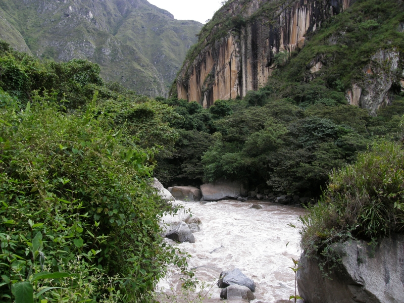Peru- Machu Picchu a Aguas Calientes - 6 - Peru- Machu Picchu a Aguas Calientes