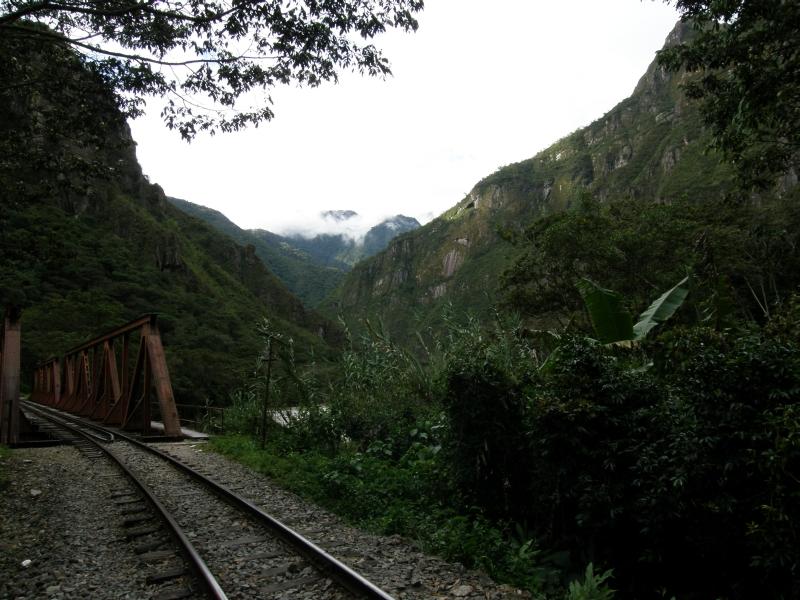 Peru- Machu Picchu a Aguas Calientes - 7 - Peru- Machu Picchu a Aguas Calientes