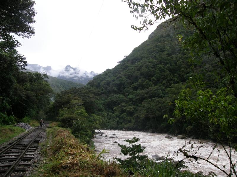 Peru- Machu Picchu a Aguas Calientes - 9 - Peru- Machu Picchu a Aguas Calientes