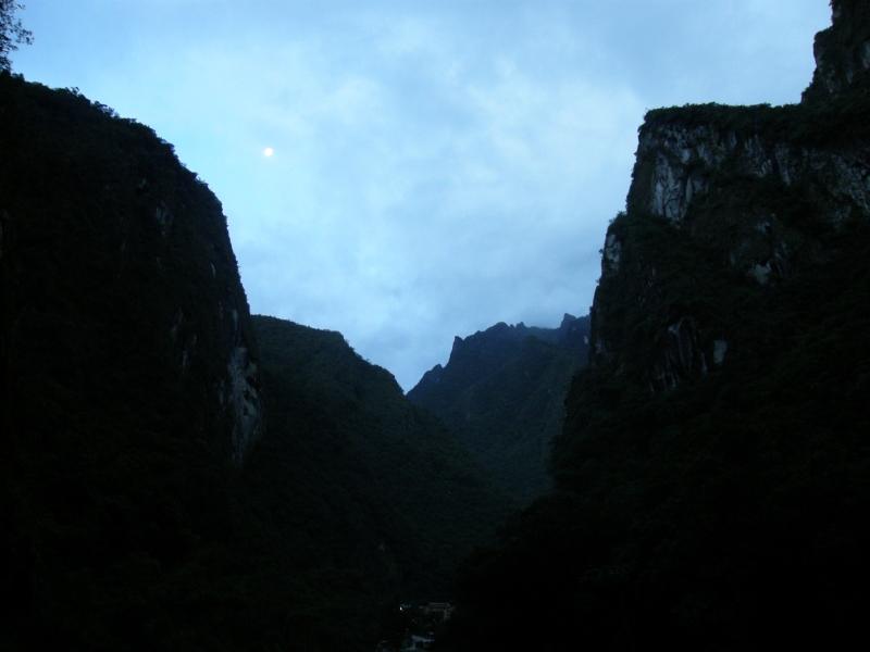 Peru- Machu Picchu a Aguas Calientes - 12 - Peru- Machu Picchu a Aguas Calientes