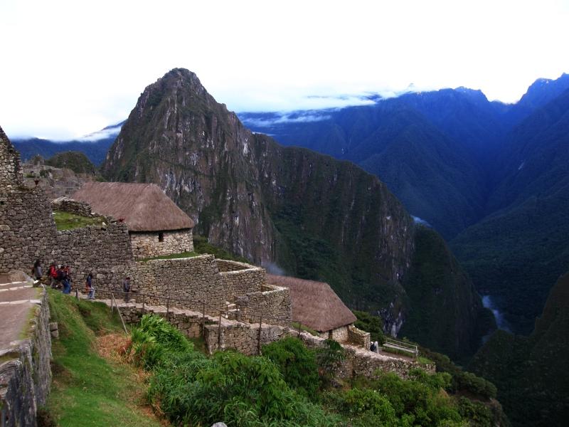 Peru- Machu Picchu a Aguas Calientes - 18 - Peru- Machu Picchu a Aguas Calientes