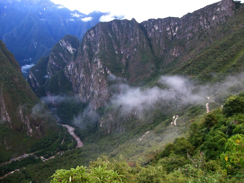 Peru- Machu Picchu and Aguas Calientes photo no. 19