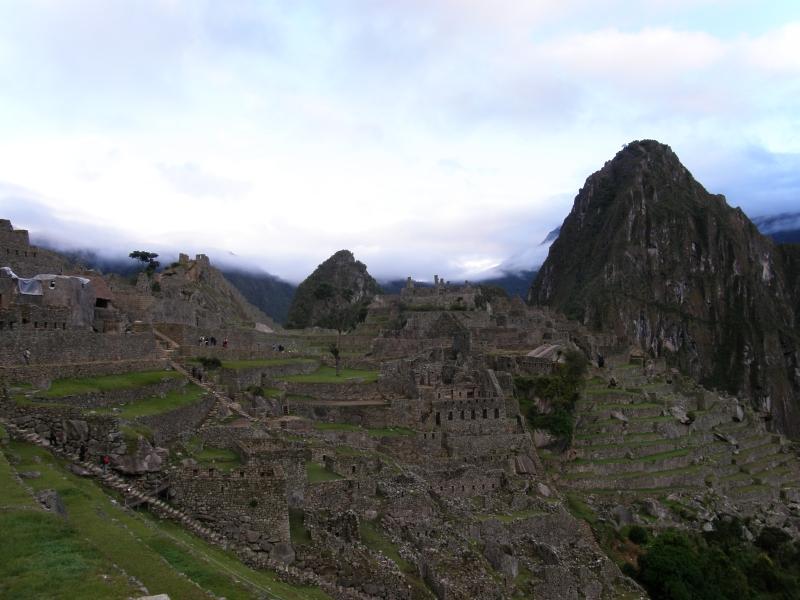 Peru- Machu Picchu and Aguas Calientes photo no. 20