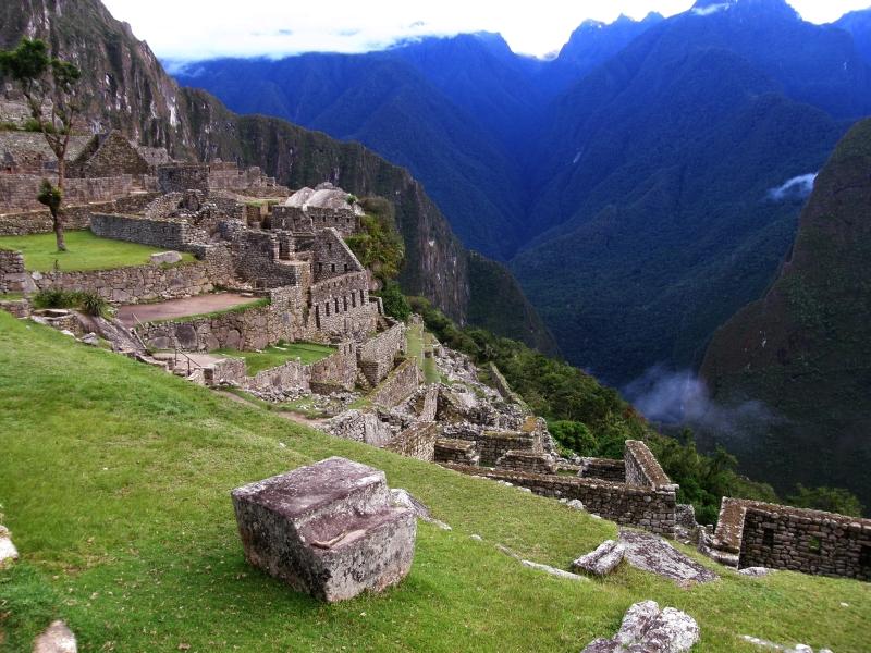 Peru- Machu Picchu and Aguas Calientes photo no. 21