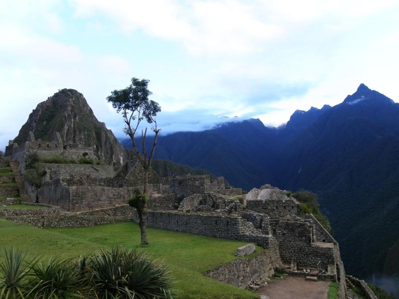 Peru- Machu Picchu a Aguas Calientes - 22 - Peru- Machu Picchu a Aguas Calientes