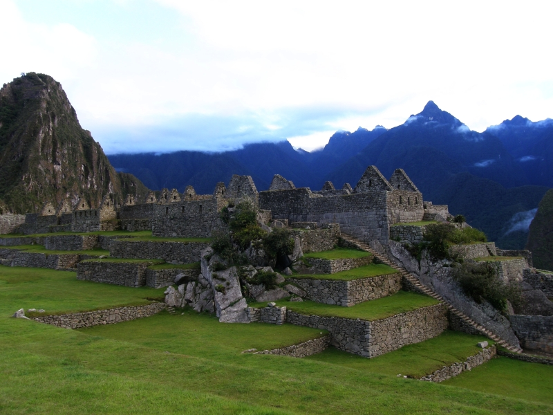 Peru- Machu Picchu and Aguas Calientes photo no. 23