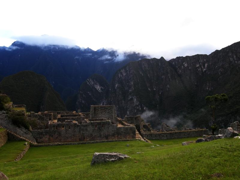 Peru- Machu Picchu a Aguas Calientes - 24 - Peru- Machu Picchu a Aguas Calientes