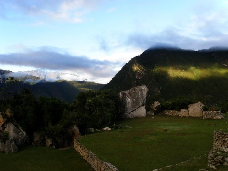 Peru- Machu Picchu and Aguas Calientes photo no. 27