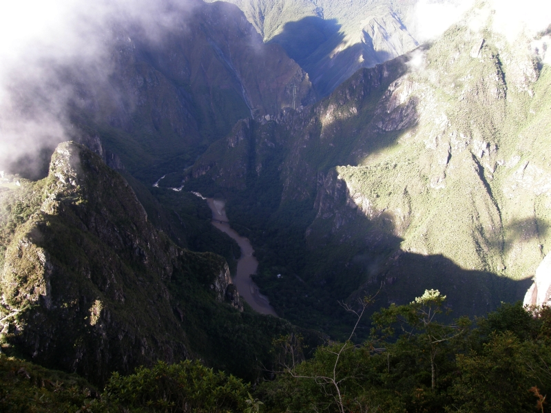 Peru- Machu Picchu and Aguas Calientes photo no. 34