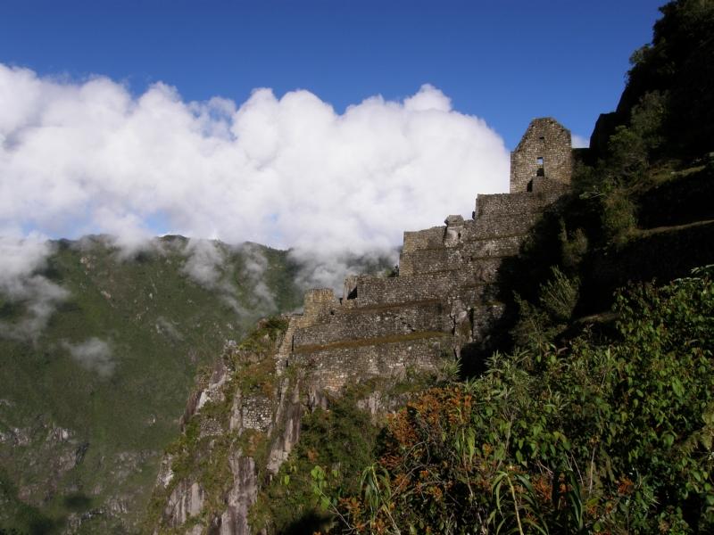 Peru- Machu Picchu a Aguas Calientes - 37 - Peru- Machu Picchu a Aguas Calientes