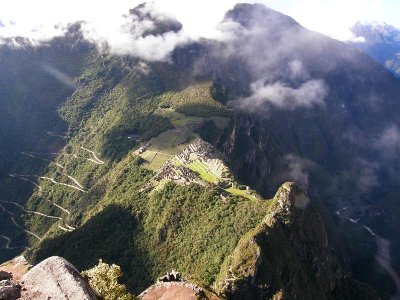 Peru- Machu Picchu and Aguas Calientes photo no. 39