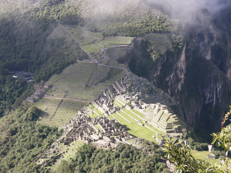 Peru- Machu Picchu and Aguas Calientes photo no. 44