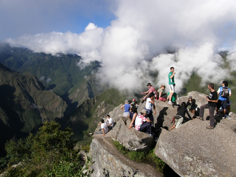 Peru- Machu Picchu and Aguas Calientes photo no. 48