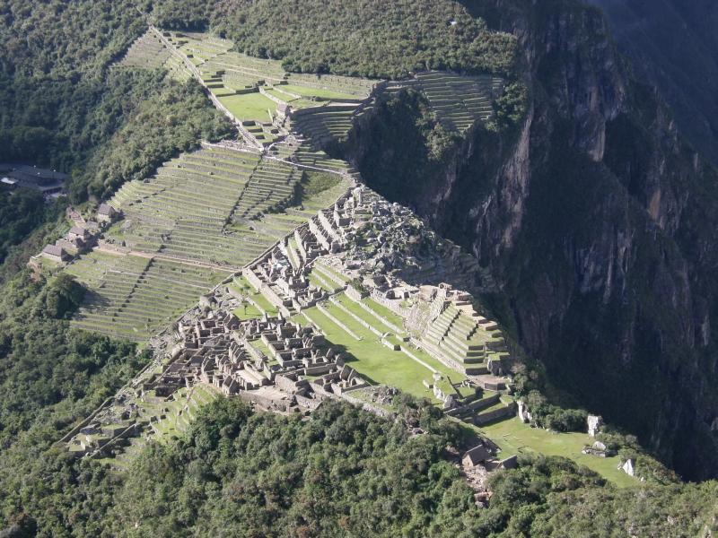 Peru- Machu Picchu and Aguas Calientes photo no. 49